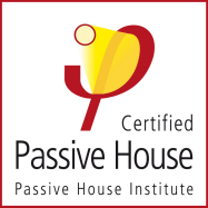 Certified Passive House by Dr. Wolfgang Feist